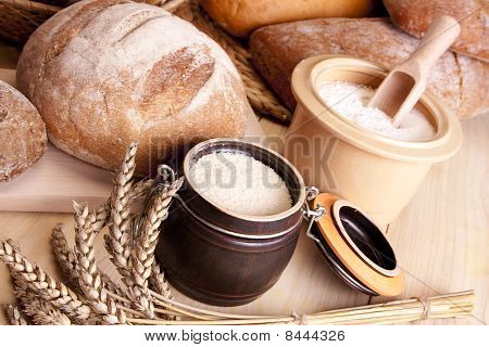 Bakery and breakfast