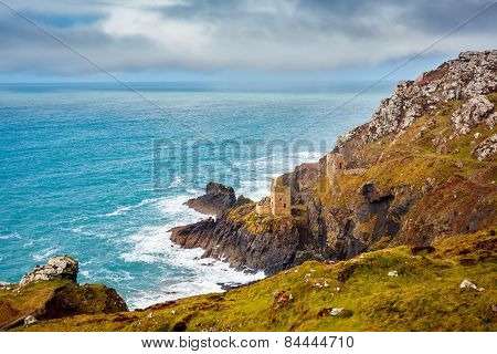 Botallack Mines Cornwall