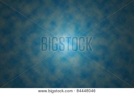 XXL dark blue sky