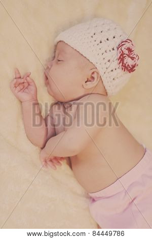 Sleeping Newborn