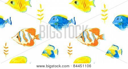 Seawater Fishes