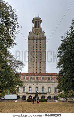 University Of Texas - Austin, Texas