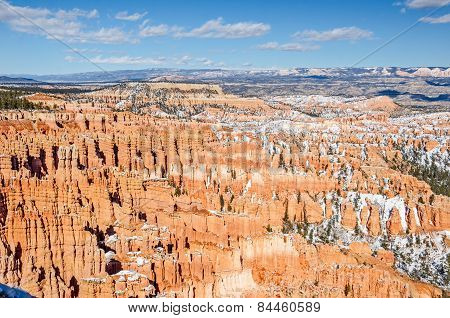 Bryce Amphitheater From Inspiration Point