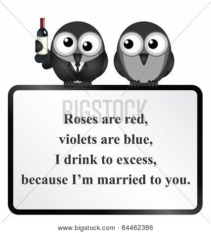 Married to you Poem