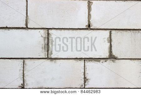 concrete block wall background texture