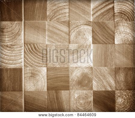 Laminate Wood Background