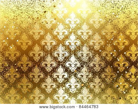 Brocade background