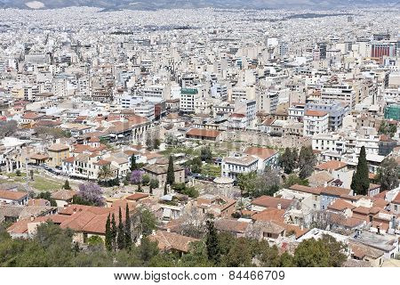 ATHENS, GREECE ON APRIL 14.