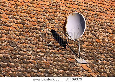 Rusty Antenna
