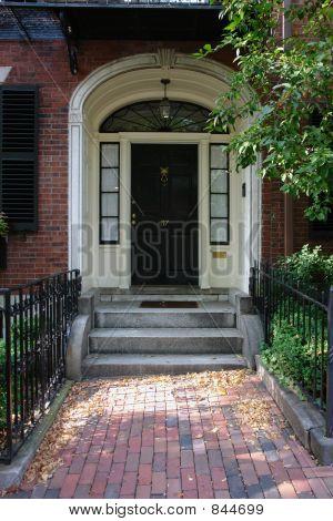 Door Number Thirty Seven Boston