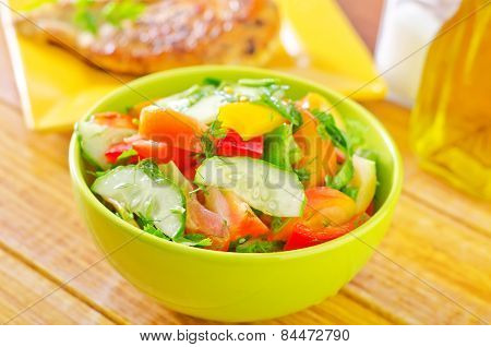 salad in bowl