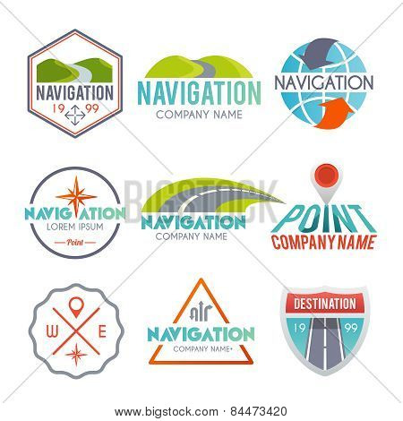 Navigation Label Set