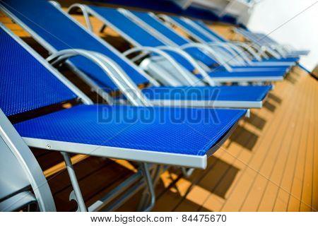 Blue Sun Beds