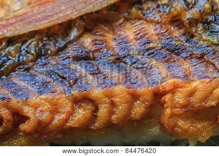 Deep Fried whole fish