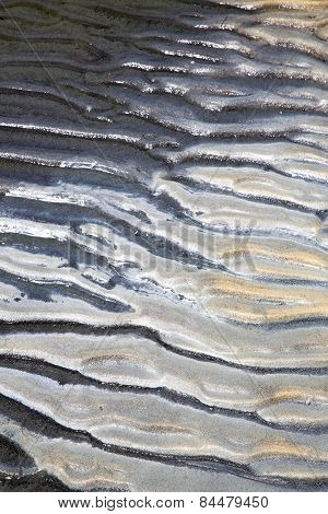 Sand   The Beach Abstract Thailand Kho
