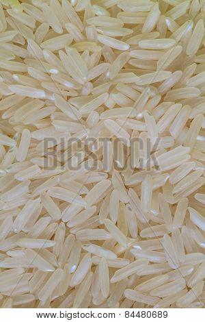 rice grain (jasmine rice) for background
