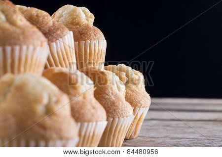 Cupcake Pyramid