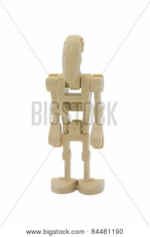 Battle Droid Lego Minifigure