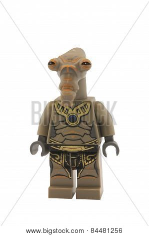 Geonosian Warrior Lego Minifigure