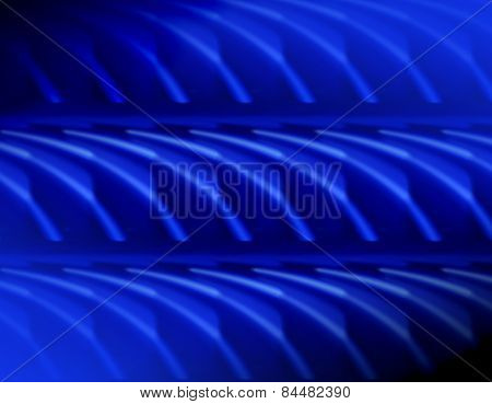 Abstract Dark Blue Graphics Background For Design