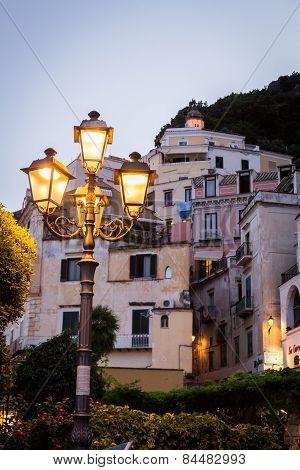 Sorrento, Italy - July 21: