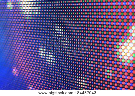 Led Screen - Rgb Diodes