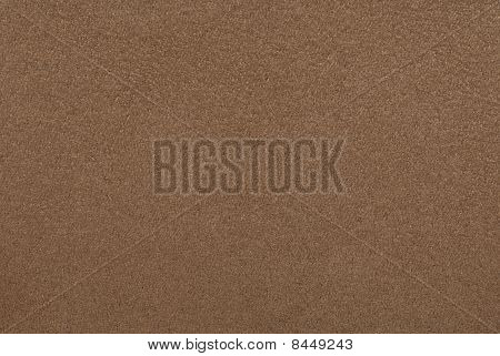 Brown suede texture