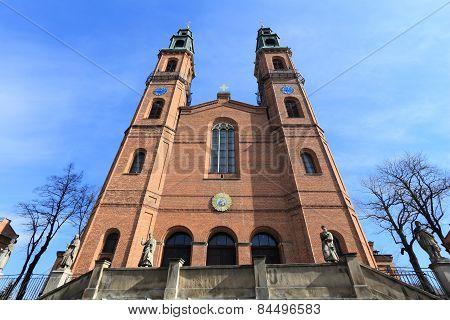 Piekary Slaskie Basilica