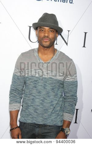 LOS ANGELES - JUN 24:  Larenz Tate at the
