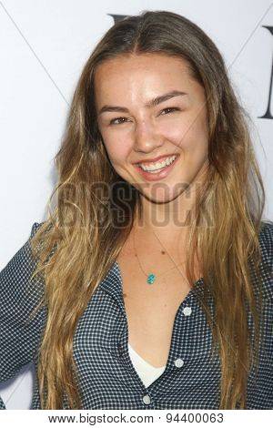 LOS ANGELES - JUN 24:  Lexi Ainsworth at the