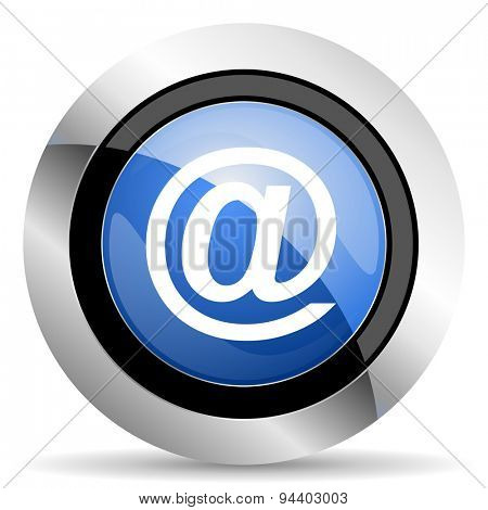 email icon  original modern design for web and mobile app on white background