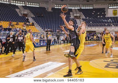 Aris Vs Paok Greek Basket League