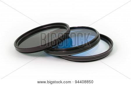 Photo Filters Isolated