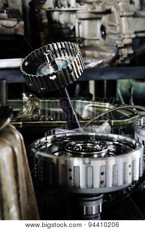 Gear engine