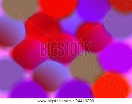 background, light effect