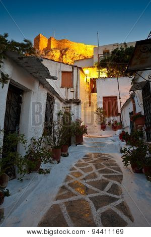 Anafiotika, Athens.