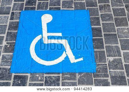 Symbol Handicap
