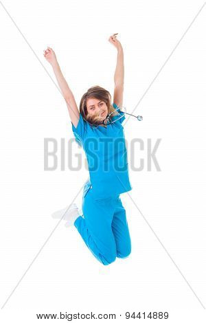 Successful Healthcare Worker