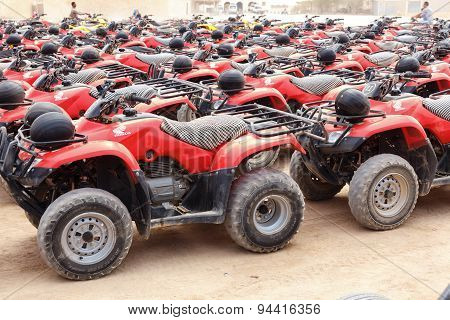 Parking Atvs