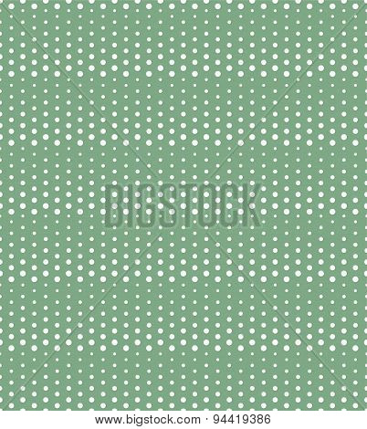 Seamless background pattern with polka dots