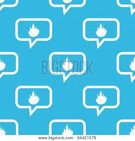 Fire message pattern