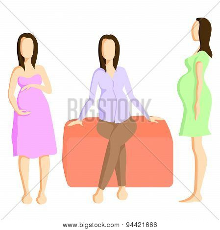 Fashion for pregnant women