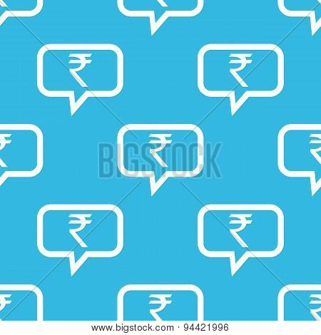 Rupee message pattern