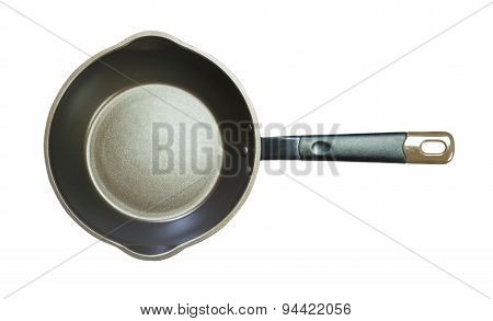 Isolated Non Stick Pan