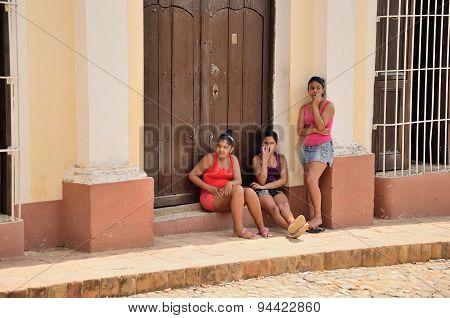TRINIDAD, CUBA - MAY 3, 20014