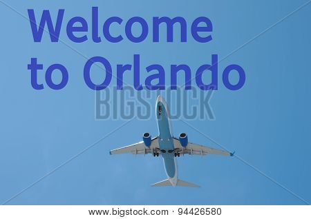 Welcome to Orlando