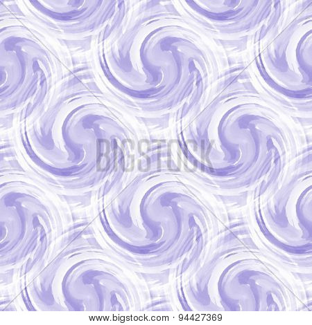 Seamless Swirl Background For Your Design. Violet Spectrum