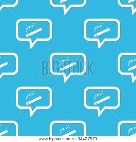 Smoking message pattern
