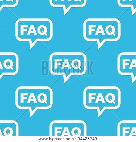 FAQ message pattern