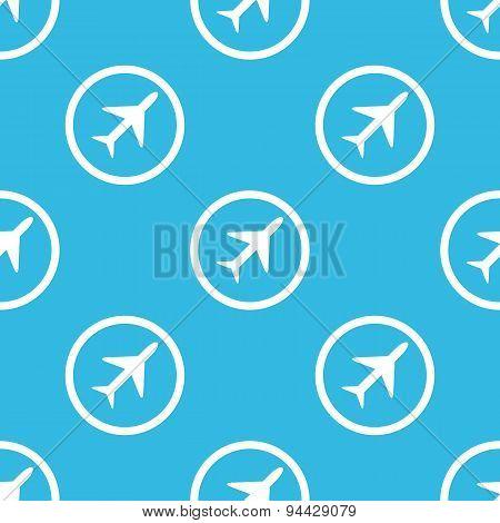 Plane sign pattern